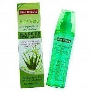 Kiss Beauty Makeup Fixing Spray Aloo Veera with vitamin E