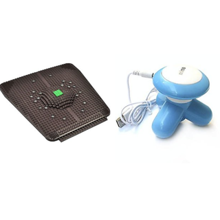 Relief Mat & Mimo Massager Combo