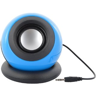 SILVOSWAN Mini Speaker USB Speaker 2.0 Speaker for Mobile, Computer, Laptop, Tablet, (Multicolor)