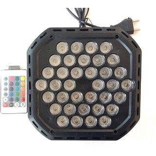 DJ Light PAR Light With Remote Control