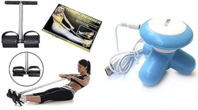 Mimo massager & Tummy Trimmer Combo