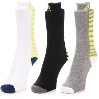 Adidas Mid Length Socks Pair of 3