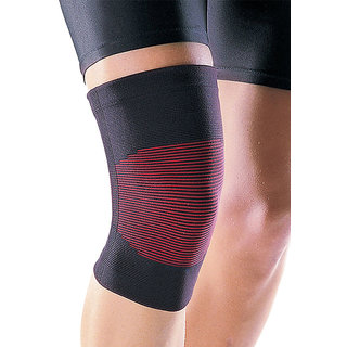 JM 2 X Leg Knee Muscle Joint Protection Brace Support Sports Bandage Guard Gym -14