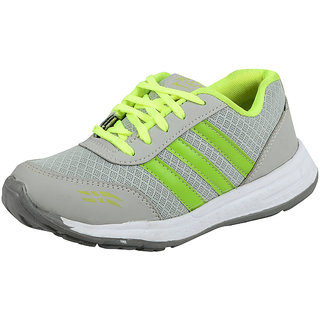 c4ad412f09656 Buy Elvace Grey Sports Shoes for Men-8032 Online - Get 65% Off