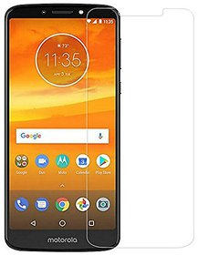 Moto E5 Plus Screen Protection Tempered Glass By MB Star