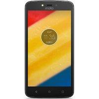 Motorola c plus (2 GB, 16 GB, Starry Black)