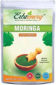 Erbzenerg Moringa Powder-50grams