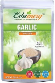 Erbzenerg Garlic Powder-50grams