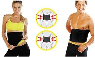 Unisex Tummy Tucker Neoprene Shaper Belt