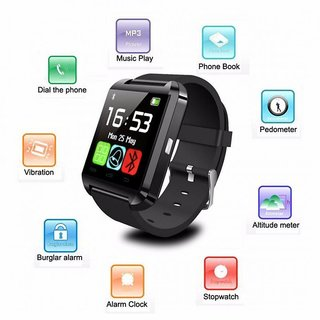LCD capacitive touch screen Smart Watch