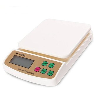 BANQLYN 1 pcs SF 400A Advanced Electronic Kitchen Digital Weighing Scale Upto 10Kg