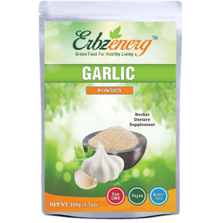 Erbzenerg Garlic Powder 100gms