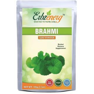 Erbzenerg Brahmi Powder - 100gms