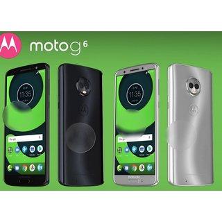 Moto G6 Play (Fine Gold, 32 GB)