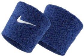 Combo of 2 Original Sports Wristband with Dri-Fit fabric - Blue