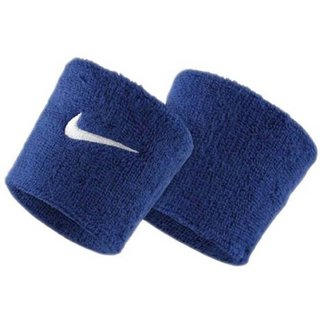 Combo of 2 Original Sports Wristband with Dri-Fit fabric - Blue
