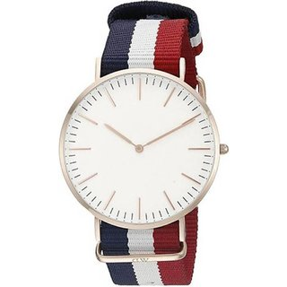 TRUE CHOICE NEW SUUPER  Stylish and Attractive Dw Red Colour watch For Women And Girls