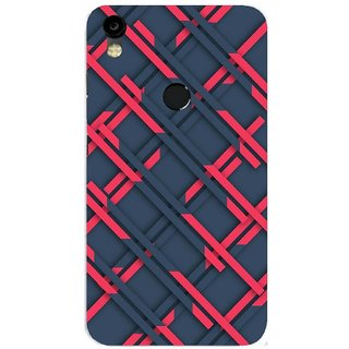 Back Cover for Infinix Hot S3 (Multicolor, Flexible Case)
