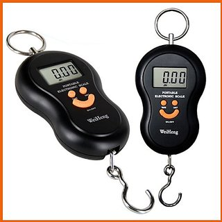 b3dbe91c8f33 40 kg CAPACITY HANGING PORTABLE TRAVEL LUGGAGE DIGITAL SCALE40Kg Digital  Hanging Luggage Fishing Weight Scale Kitchen Scale Weight Machine