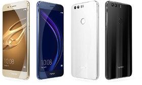 Honor 8 Smart (White, 16 GB) (2 GB RAM) Refurbished Phone