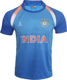 Uniq Kids India Cricket Team Jersey (8 to 10 years)