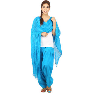 CHINMAYA Women's Patiala and Dupatta Set