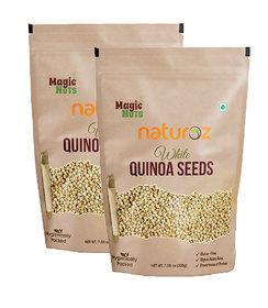 Naturoz White Quinoa Seeds 1 KG