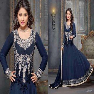 Designer Anarkali Salwar Kameez Indian Traditional Pakistani Anarkali Salwar New