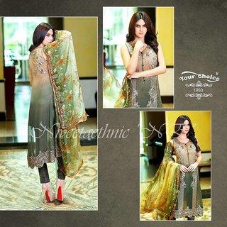 Bollywood Anarkali Salwar Kameez Designer Indian Pakistani Shalwar Suit