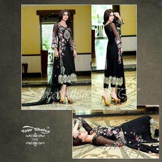 Bollywood Ethnic Anarkali Salwar Kameez Designer Indian Pakistani Shalwar Suit