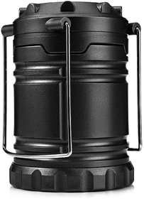 Black cat 5W Solar Camping Lantern LED Light Outdoor Waterproof Multi - Pack of 1