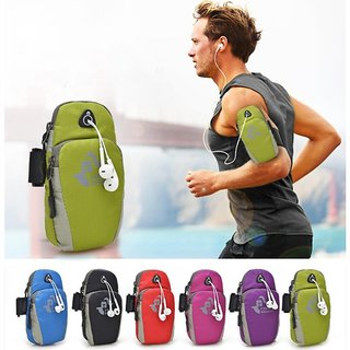 BANQLYN Sports Running Jogging Gym Arm Band Case Cover Holder Bag For Phones Design 1