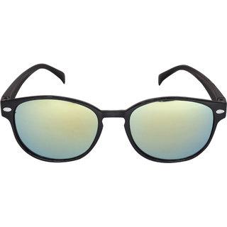 c0c1389f7f3 Buy Derry Green Mirrored Round Sunglasses Online - Get 82% Off