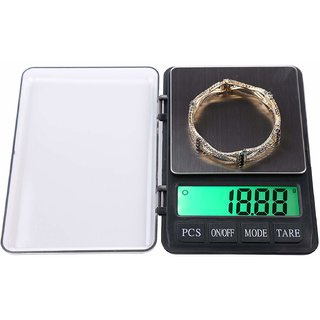 Electronic Digital Scale With Max Capacity 1000 gm