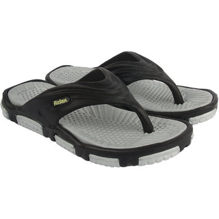 193cc1e6ad09 Buy Men s Black Flip Flops Online - Get 66% Off