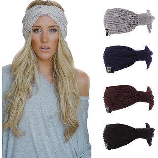 Modo Vivendi Winter Woolen Solid Autumn Hat High Quality Fashion Winter Knitted Cap Female Skullies Beanies