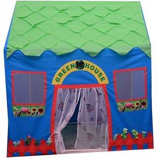 Sajani Jumbo Size Green House Tent for Kids