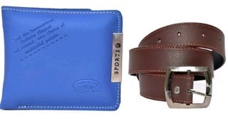 Choice Men's Wallet and Belt