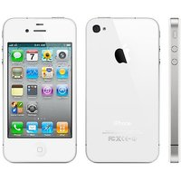 Apple Iphone 4S 16 GB (White) Imported