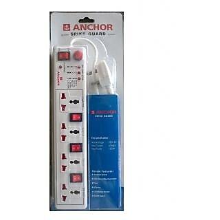 anchor spike guard -4 sockets