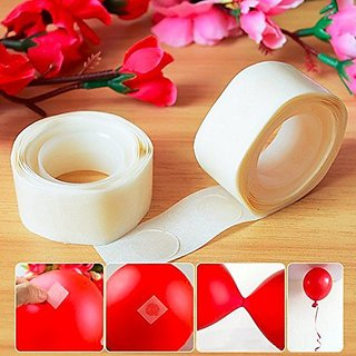 iDream Balloon Glue Dots for Decoration (200 Dots)