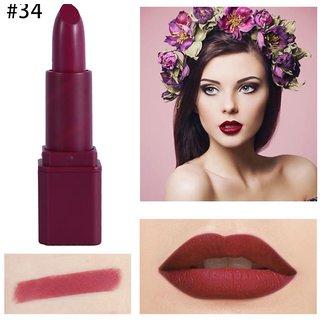 Miss Rose Creame Matte Makeup Long lasting And Waterproof Lipstick