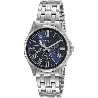 Casio Enticer Analog Blue Dial Mens Watch-MTP-E311DY-2AVDF (A1193)