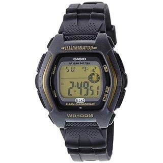 Casio Youth Grey Dial Mens Watch - HDD-600G-9AVDF (D058)