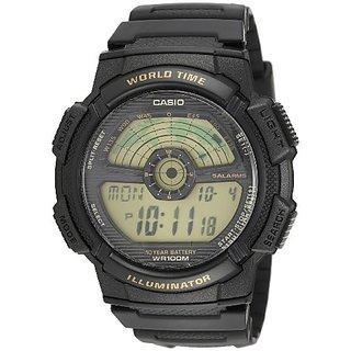 Casio Youth Grey Dial Mens Watch - AE-1100W-1BVDF (D086)