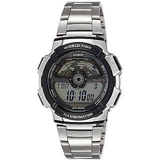 Casio Youth Multi-Color Dial Mens Watch - AE-1100WD-1AVDF (D088)