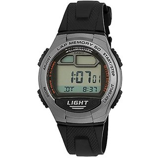 Casio Youth Digital Multi-Color Dial Unisex Watch - W-734-1AVDF (D090)