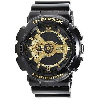 Casio G-Shock Analog-Digital Multi-Color Dial Mens Watch - GA-110GB-1ADR (G339)