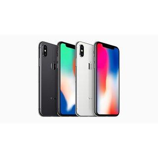 Apple iPhone X 64 Gb Refurbished Mobile Phone