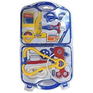 Shribossji Doctor Set/ Doctor Kit 13 Pcs Kit For Kids (Multicolor)